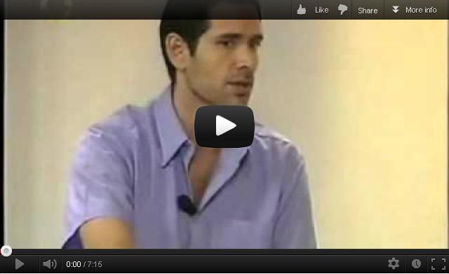 """Entrevista a Ignacio Trujillo en """"Mujeres en Todo"""" Junio 2012"""