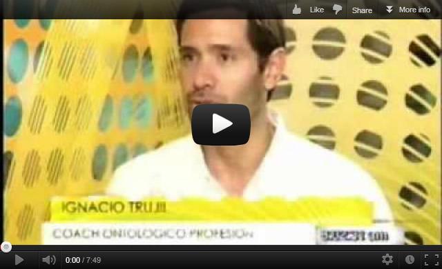 """Entrevista a Ignacio Trujillo en """"Entre Noticias"""" (Vídeo)"""