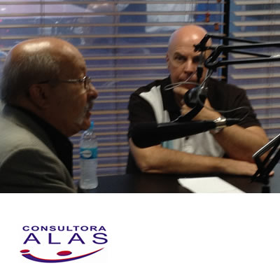 Entrevista a Daniel Elfenbaum en Mágica 99.1 FM