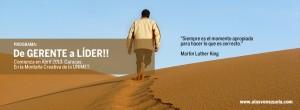 Programa: De GERENTE a LÍDER!!