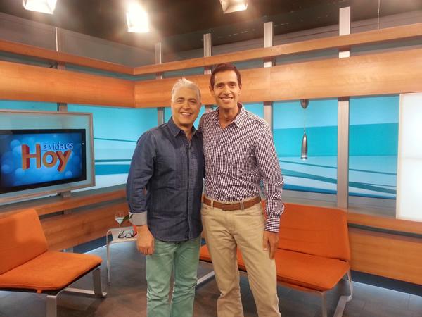 Carlos Fraga entrevista a Ignacio Trujillo en La Vida es Hoy