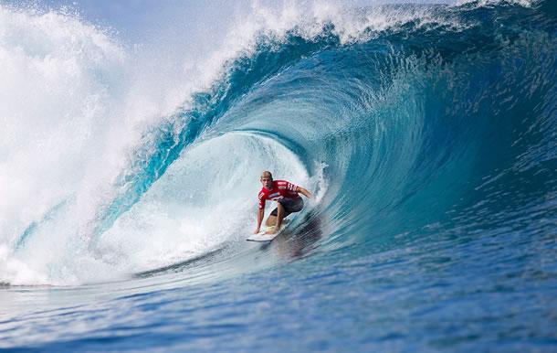 Resiliencia, surfeando las olas de la vida