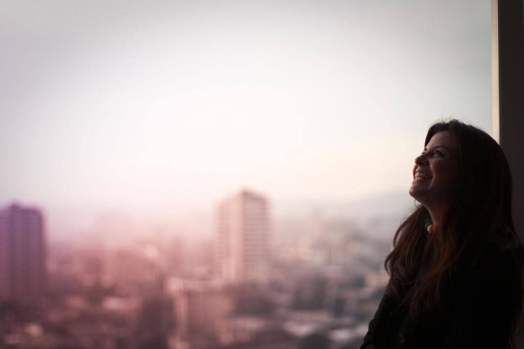 Felicidad es una cuestión de observación interior