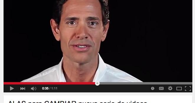 ALAS para CAMBIAR nueva serie de videos sobre Coaching Ontológico