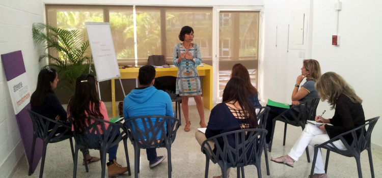 Un taller sobre la migración cargado de emociones