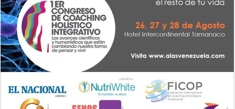 1er Congreso de Coaching Holístico Integrativo