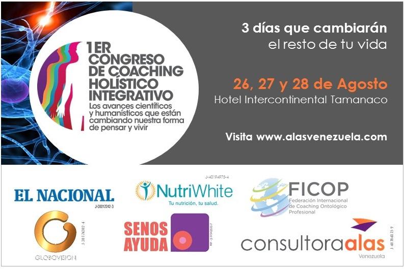 1er. Congreso de Coaching Holístico Integratiivo